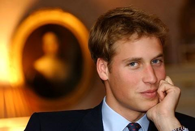 Hoàng tử William - Công tước xứ Cambridge