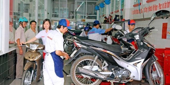 Tiệm sửa xe Hoàng Tuấn TDL
