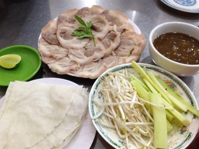 Hoàng Ty - Đặc sản Trảng Bàng - Võ Văn Tần