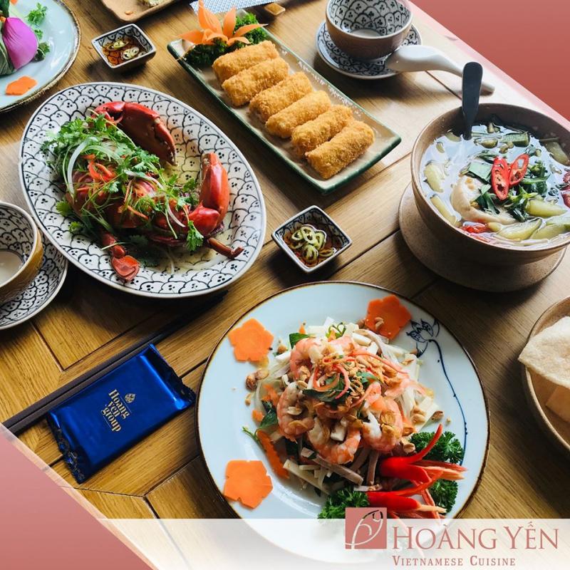 Hoàng Yến Cuisine - Parkson Hùng Vương