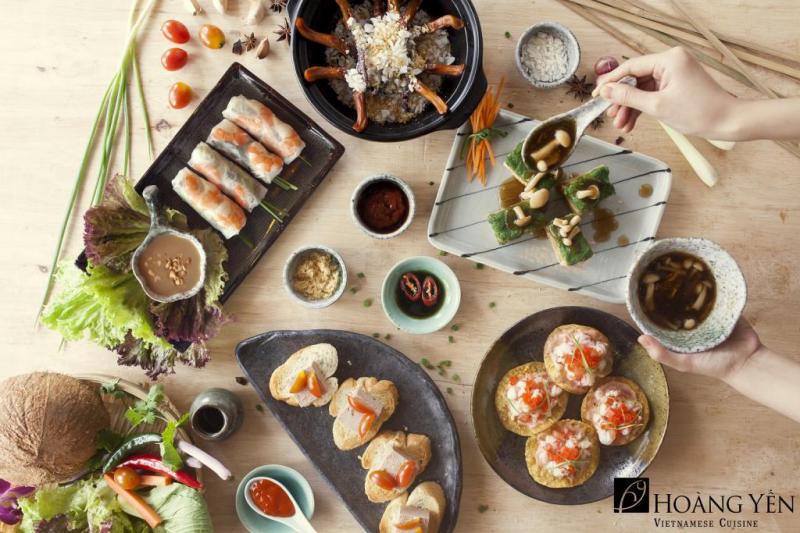 Hoàng Yến Cuisine - Phan Xích Long
