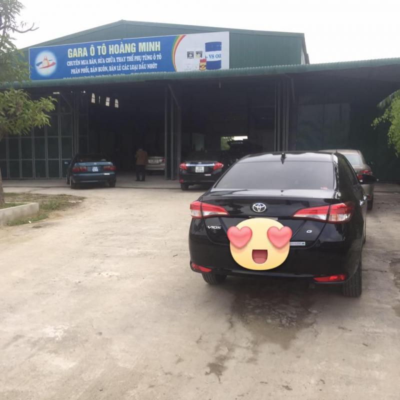 Gara Ô Tô Hoàng Minh