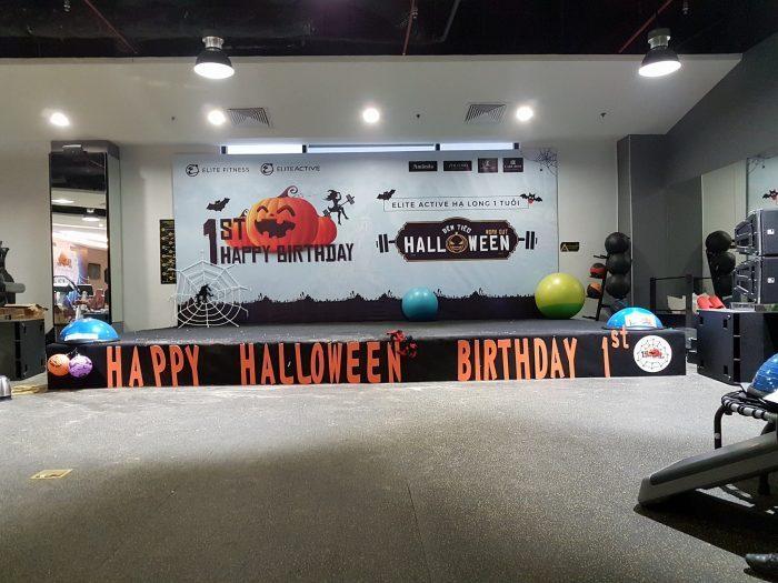 Dịch vụ tổ chức Halloween tại Hải Phòng của HoangNam Media