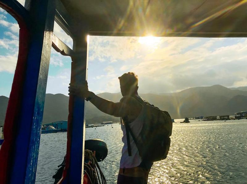 Hoạt động không thể bỏ qua khi du lịch đảo Bình Ba