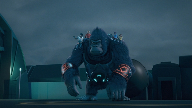 Kong: King of the Apes (2016)