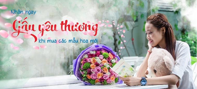 Sản phẩm của shop hoa yêu thương