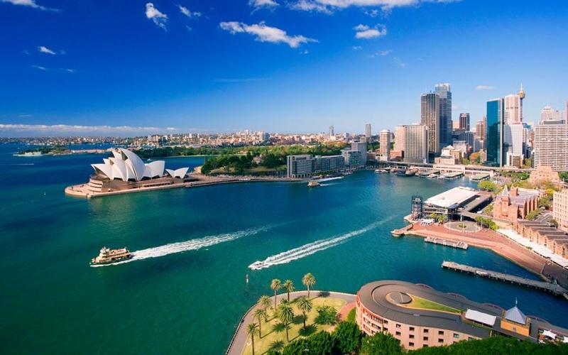 Có một nước Úc thơ mộng như vậy!