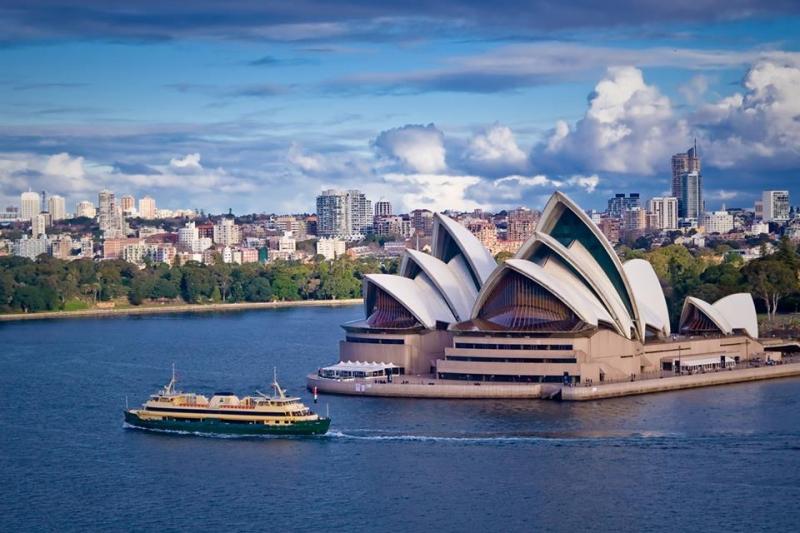 Học bổng quốc tế Đại học Macquarie