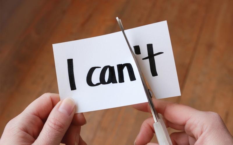 Tự tin vào năng lực bản thân