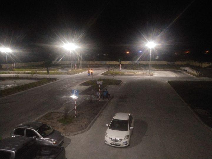 Trường có hơn 10 địa điểm học lái nên thuận tiện cho việc học của học viên ở từng khu vực của tỉnh.