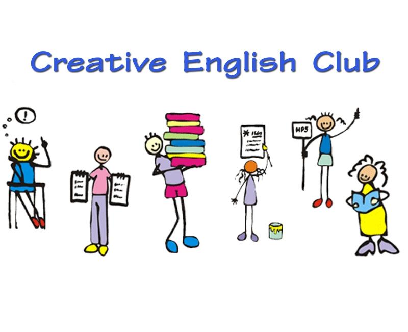 Tham gia các câu lạc bộ tiếng Anh
