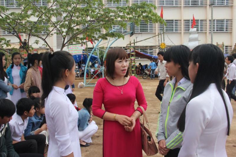 Thẳng thắn trao đổi với học sinh để đưa lại kết quả tốt đẹp