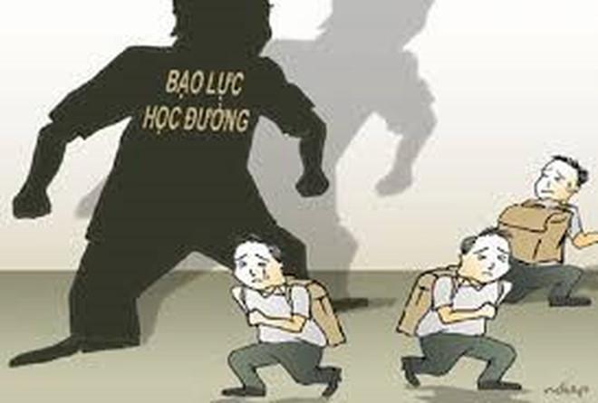 Ngăn chặn và xử lí bạo lực học đường để tránh những điều đáng tiếc xảy ra