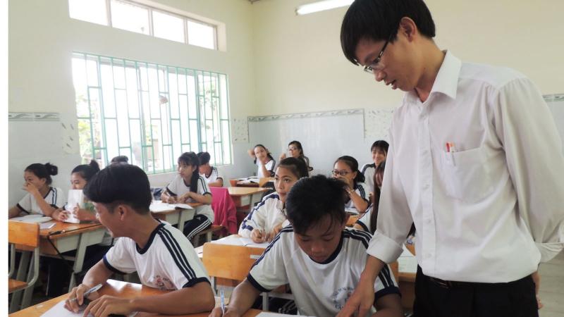 Giáo viên cần đổi mới sâu sắc cách đánh giá học sinh trong giai đoạn hiện nay.