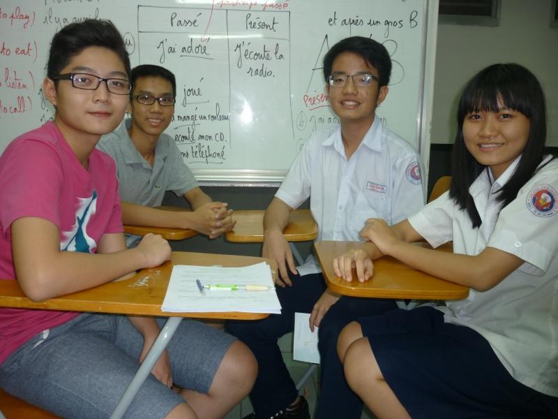 Lớp học của thày Nicolas là địa chỉ học tiếng Pháp chất lượng tại Hà Nội mà bạn không thể bỏ qua
