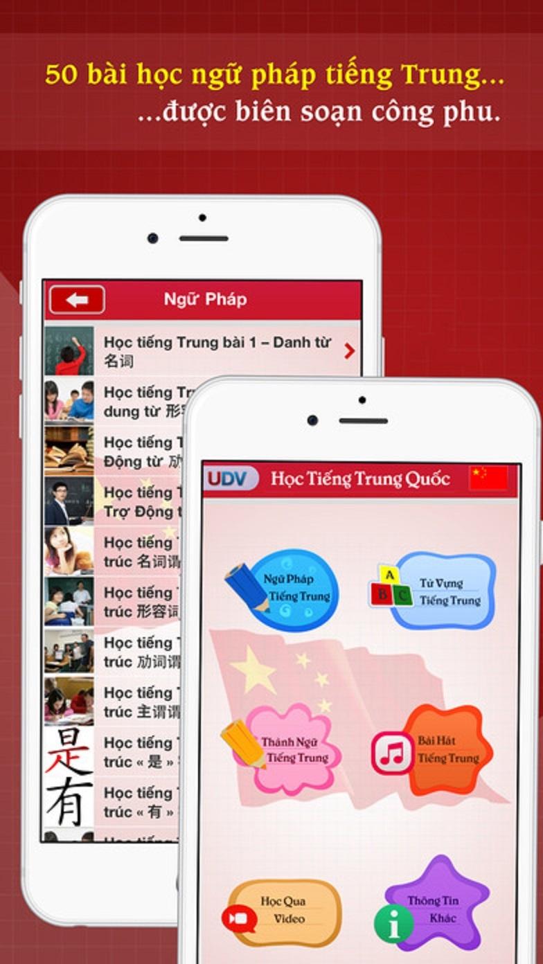 Kết quả hình ảnh cho app học tiếng trung