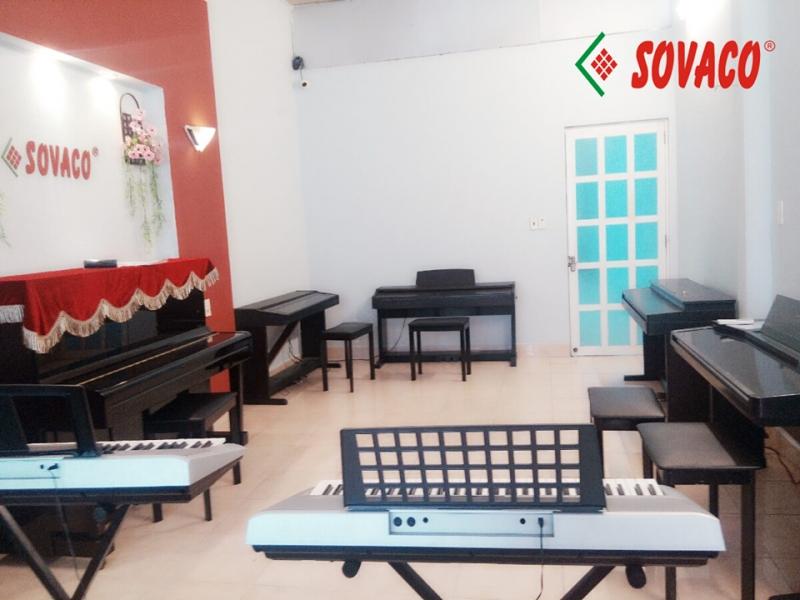 Học viện âm nhạc Sovaco