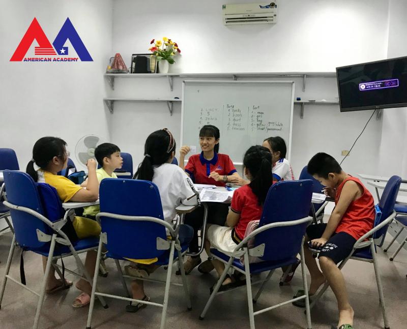Học viện Anh ngữ AMA Thanh Hóa