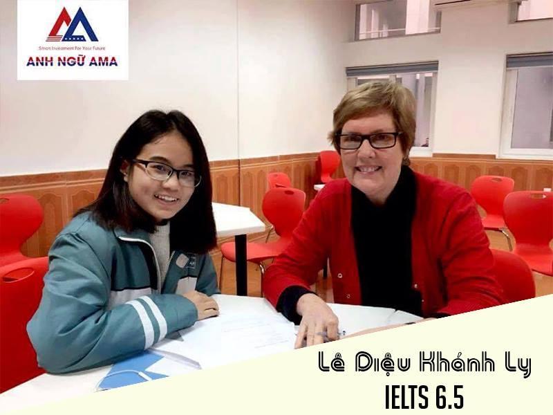 Học viện Anh ngữ quốc tế AMA