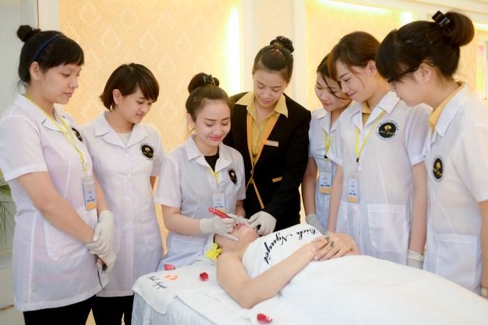 Học viện Bích Nguyệt - địa chỉ đào tạo nghề phun xăm thẩm mỹ uy tín nhất Hà Nội