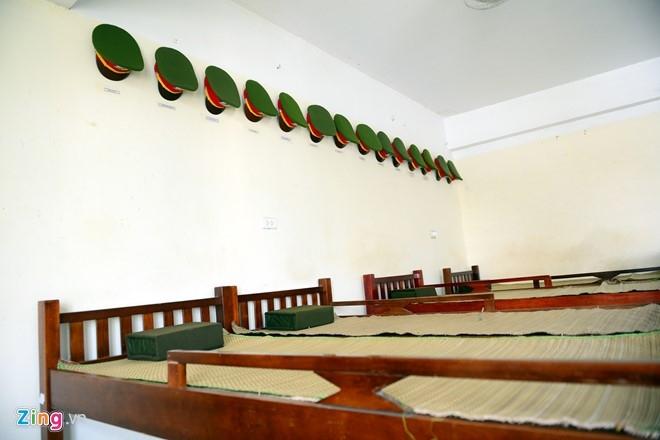 Chỗ ở của học viên