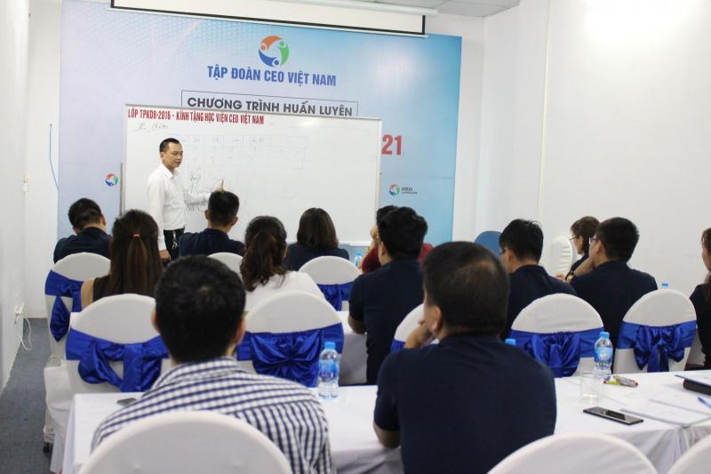 Học Viện CEO Việt Nam