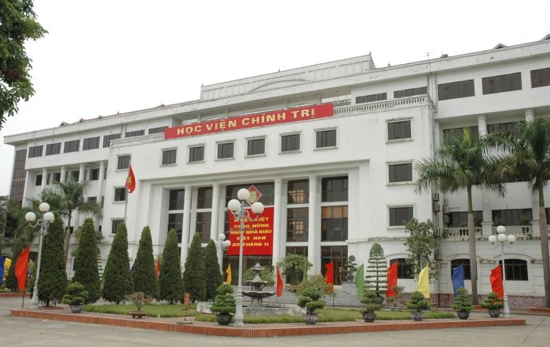 Học viện Chính trị trực thuộc Bộ Quốc phòng Việt Nam