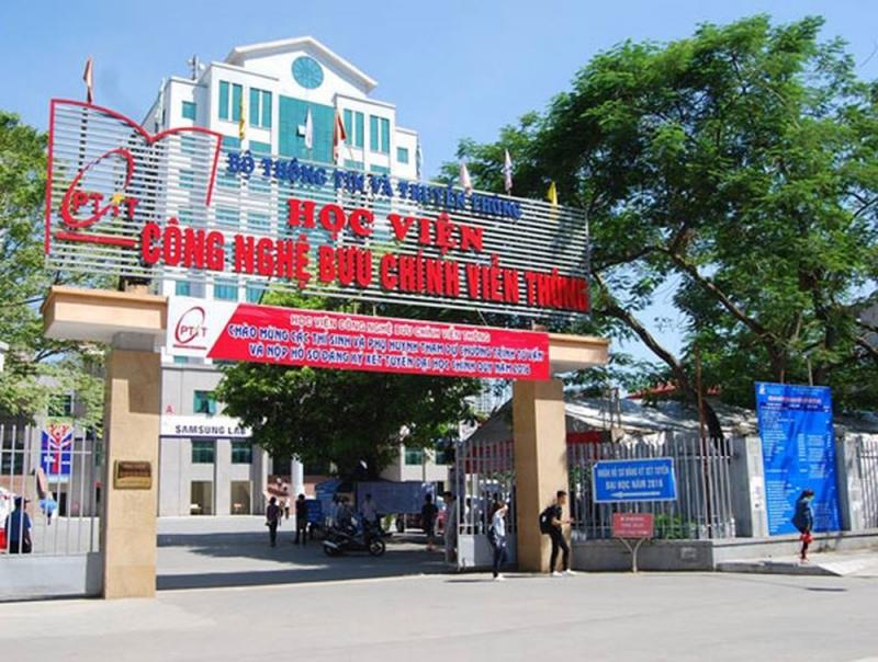 Học viện Công Nghệ Bưu Chính Viễn thông (nguồn internet)