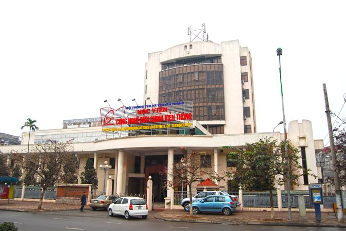 Học viện Công nghệ Bưu chính - Viễn thông