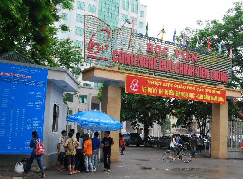 Học viện công nghệ bưu chính viễn thông TP.HCM