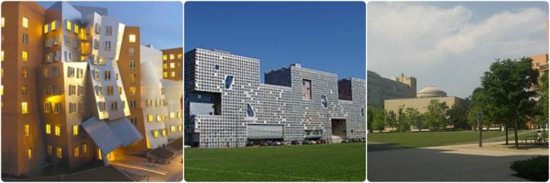 Các công trình kiến trúc độc đáo của Viện Công nghệ Massachusetts