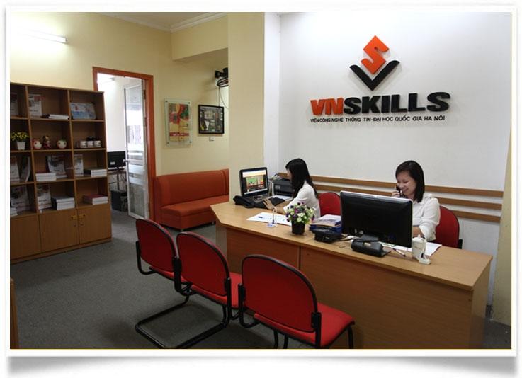 Học viện công nghệ truyền thông đa phương tiện VnSkills