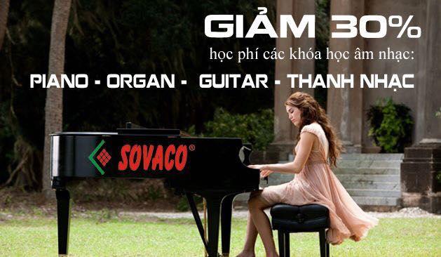 Học viện đào tạo Âm Nhạc Sovaco - Đà Nẵng
