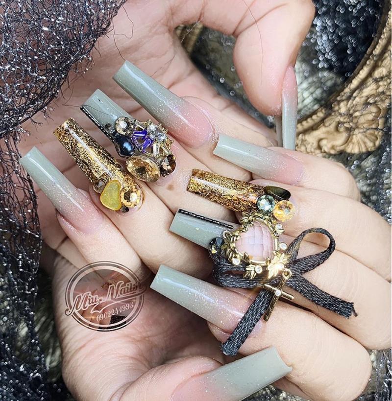 Học Viện Đào Tạo Nghề Chuyên Nghiệp Miu Nails
