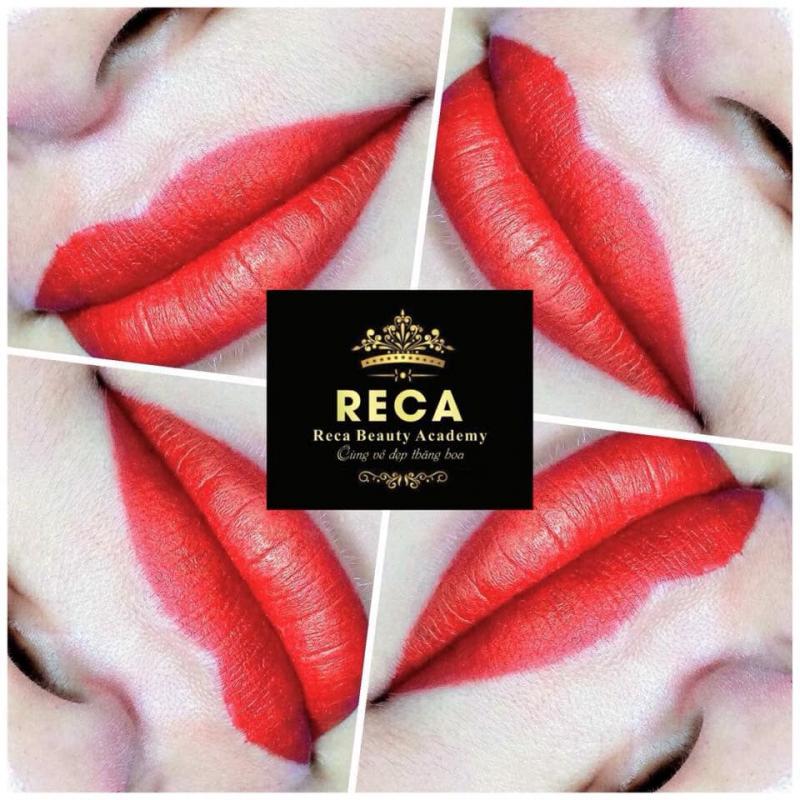 Học viện đào tạo nghề làm đẹp RECA-ReCa Beauty Academy