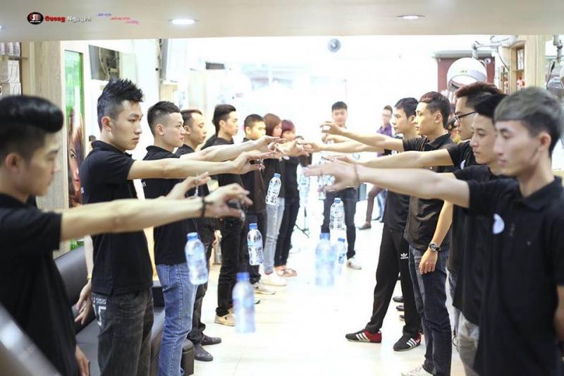 Học viện đào tạo nghề tóc Quốc tế Cường Nguyễn