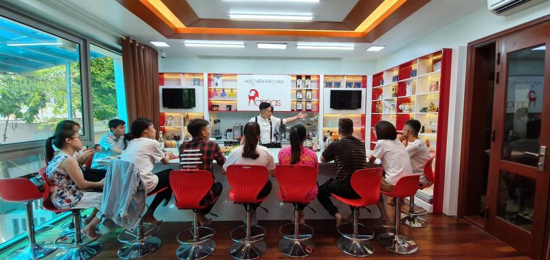 Học Viện Đào Tạo Pha Chế NAMAS (Miền Nam)
