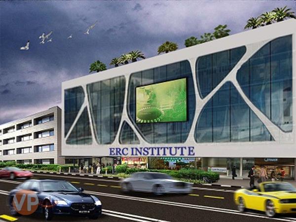 Học viện ERC Singapore được nhà tỷ phú Andy Ong sáng lập