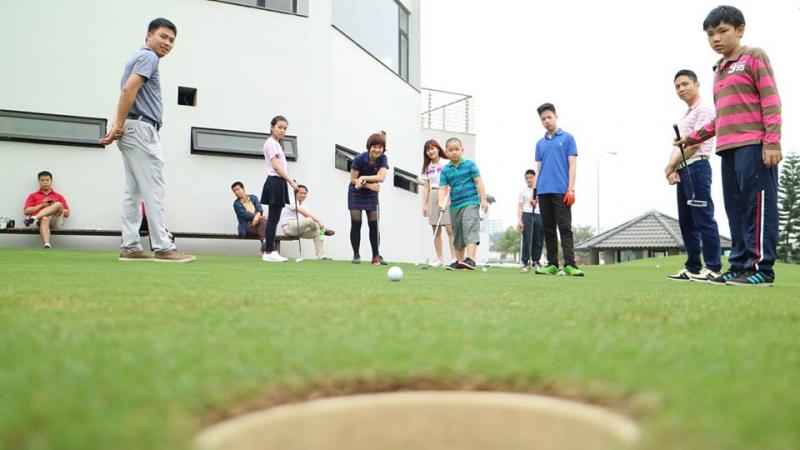 Việt Úc Golf