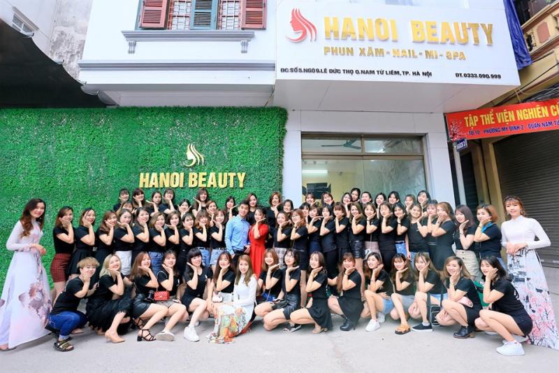 Học Viện Hà Nội Beauty