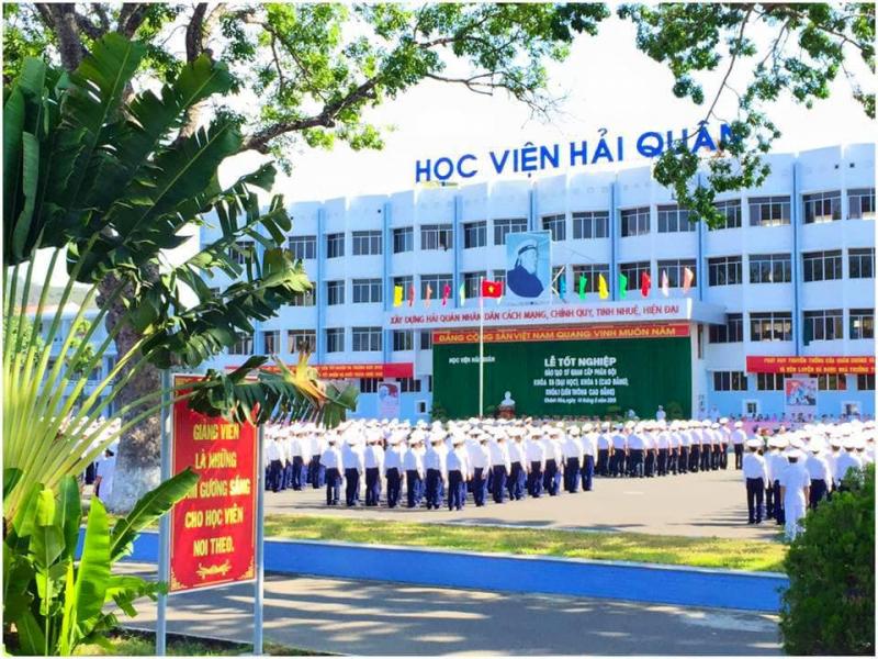 Trường Hải Quân Nha Trang