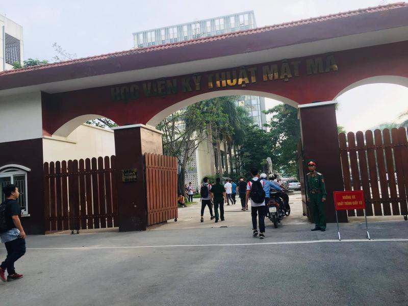 Học viện Kỹ thuật mật mã (KMA)