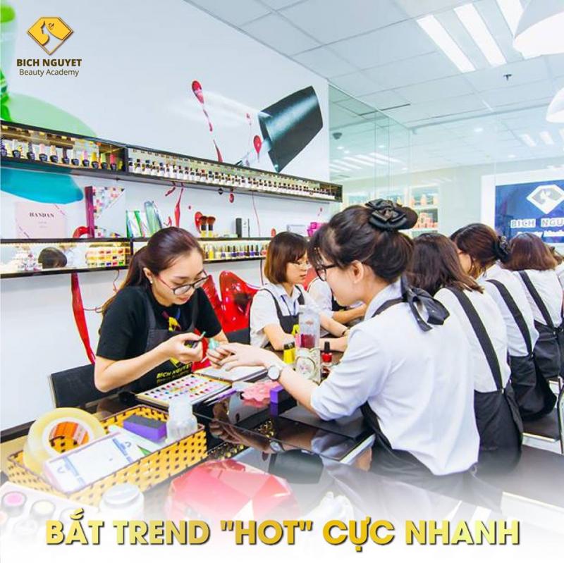 Học viện nail Bích Nguyệt