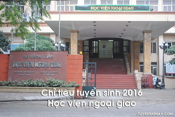 Trường Học viện ngoại giao