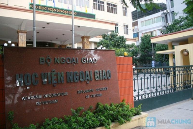 Học viện Ngoại giao - Ngôi trường mơ ước