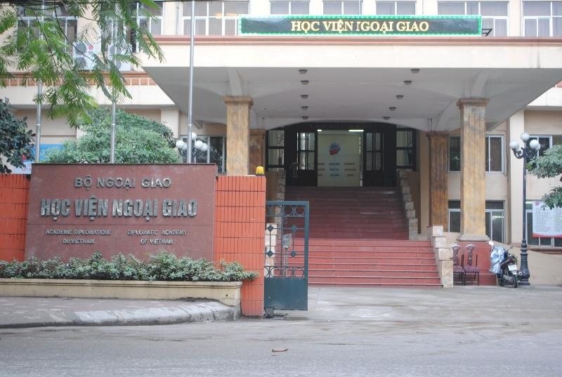 Học viện Ngoại giao