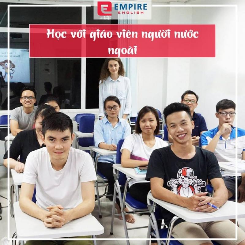 Học viện Ngôn ngữ Quốc Tế Empire