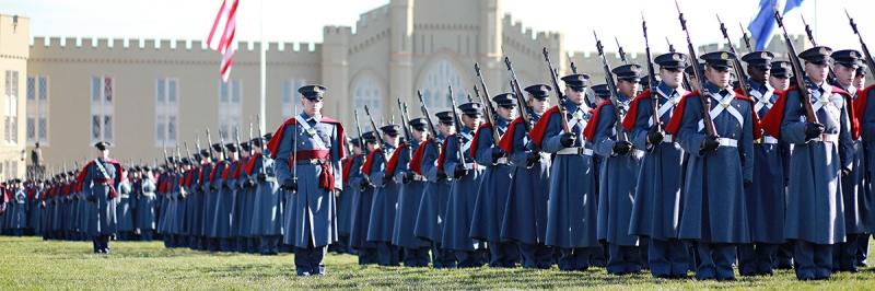 Học viện Quân sự Virginia viết tắt là VMI