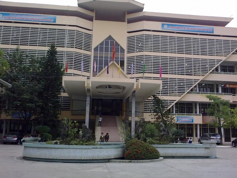 Học viện Tài chính (nguồn internet)