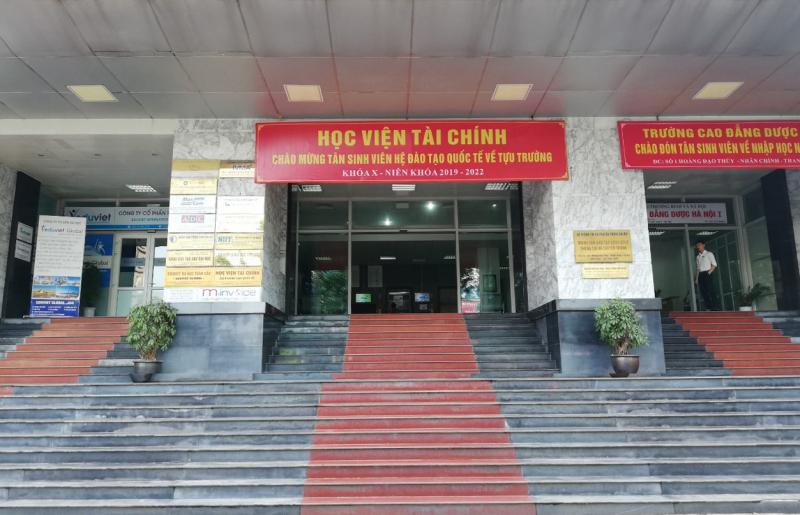 Học Viện Tài Chính - Academy of Finance